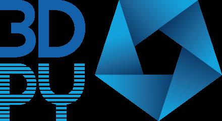 3d Print Yorkshire alternative compact logo.